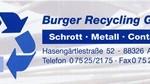Burger Recycling